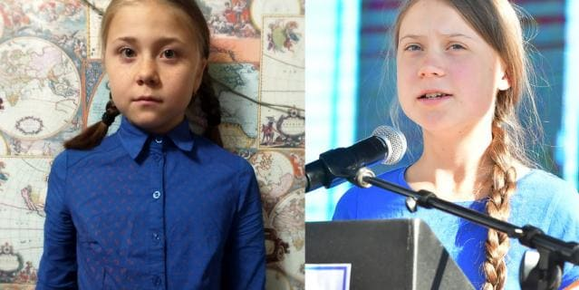 Greta Thunberg from Russia told what she would talk about with her Swedish «twin»